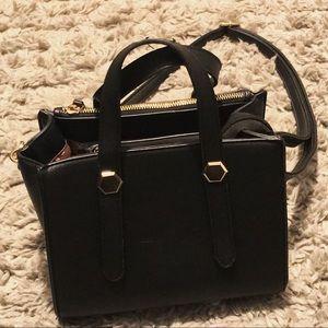 Handbags - Black Satchel